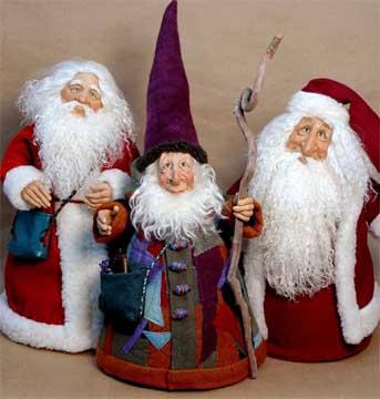 Santa Playshop Santas